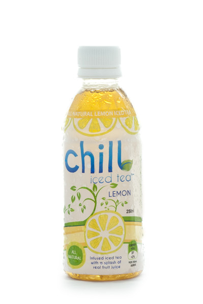 chill iced tea lemon