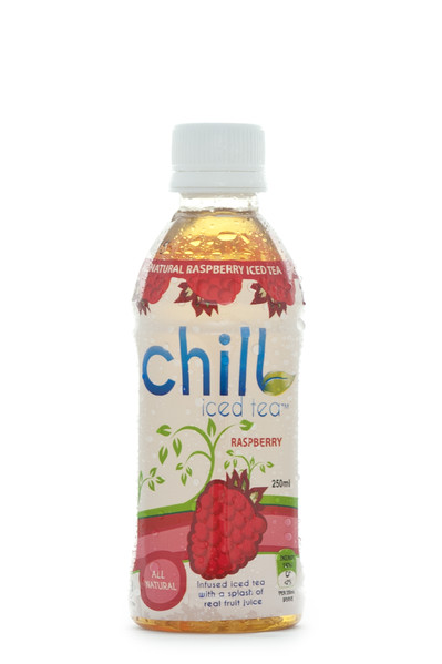 chill iced tea raspberry