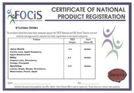 focis certification